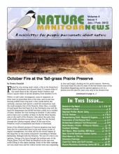 Nature Manitoba News: January/February 2012