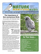 Nature Manitoba News: July/August 2011