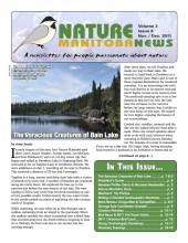 Nature Manitoba News: November/December 2011