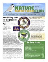 Nature Manitoba News: September/October 2011