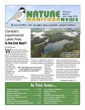 Nature Manitoba News: July/August 2012