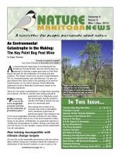 Nature Manitoba News: March/April 2012