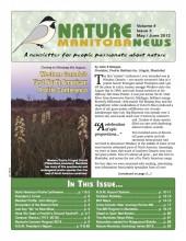 Nature Manitoba News: May/June 2012