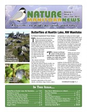Nature Manitoba News: January/February 2013