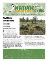Nature Manitoba News: July/August 2013
