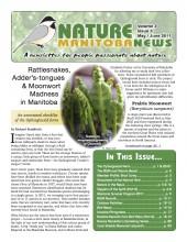 Nature Manitoba News: May/June 2011