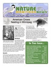 Nature Manitoba News: January / February 2011